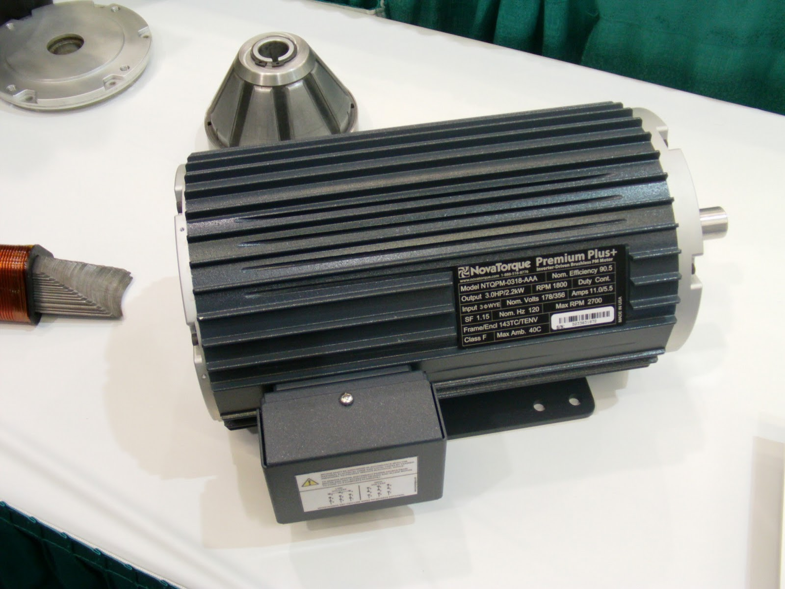 Al fin energy who needs rare earth magnets not novatorque for Rare earth magnet motor