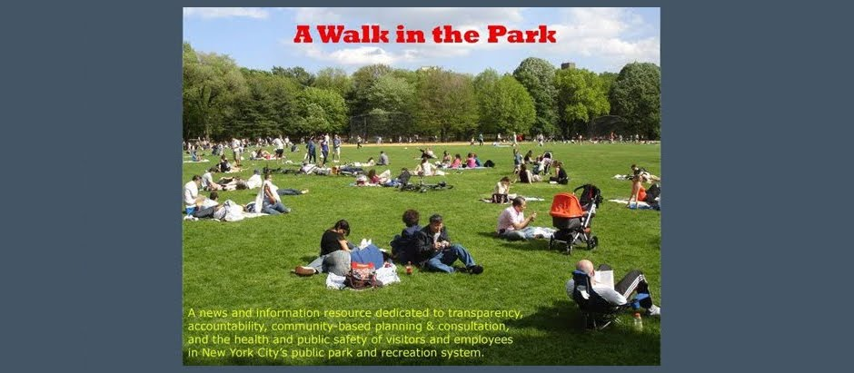 <center>A Walk in the Park</center>