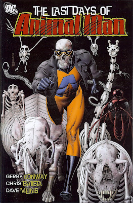 Some thoughts on the last days of animal man by gerry conway some thoughts on the last days of animal man by gerry conway chris batista malvernweather Choice Image