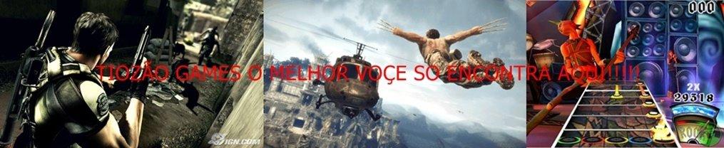 Tiozão Games