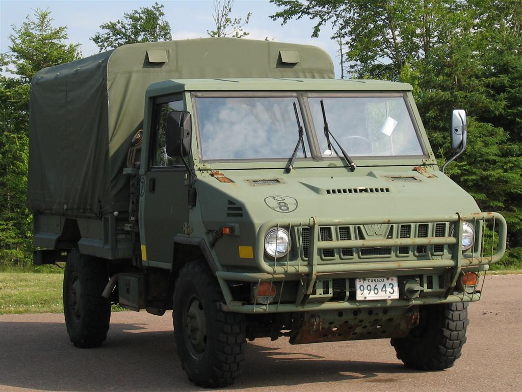 Truckfax Canadian Military Vehicles