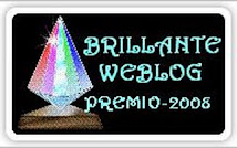 Premio 2008: Brillante Weblog