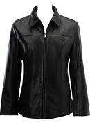 Jaket Kulit Wanita Model 14