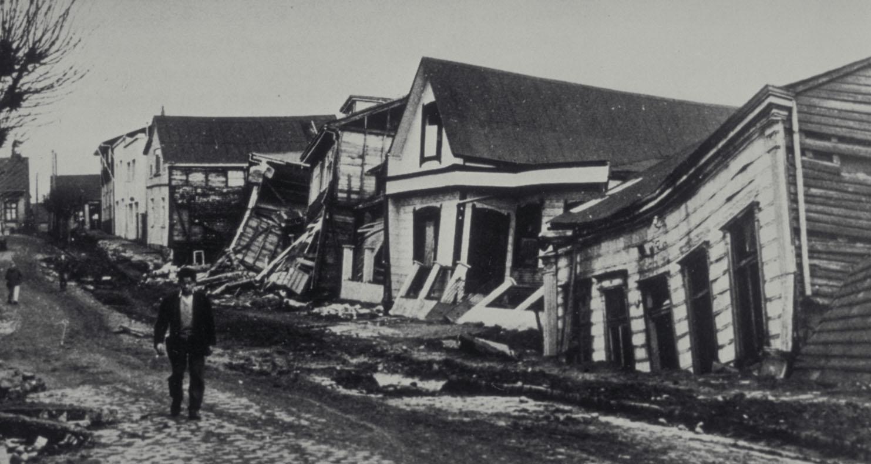 El terremoto mas grande del mundo
