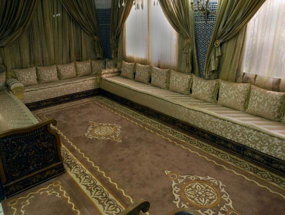 الأثاث المغربي التقليدي والمعاصر Salon_marocain+%289%29
