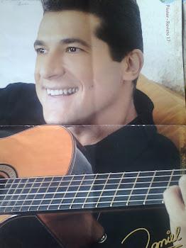 Daniel e seu violão