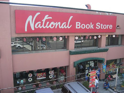 National Book Store is the national book store of the Philippines!