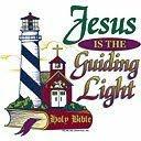 Jesus Guiding Light