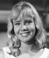 A young Hayley Mills