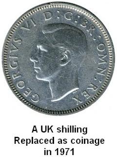 British shilling