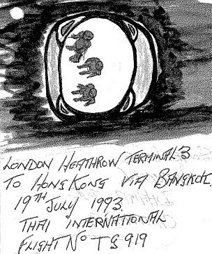 UFO sighting at Heathrow airpot