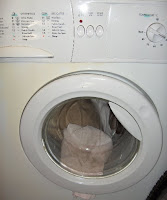 washing machine where socks are often lost