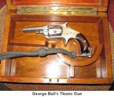 John Bull Titanic gun