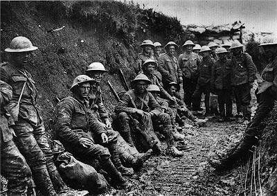 Battle of the Somme July 1 1916