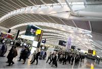Heathrow Terminal 5 coincidence