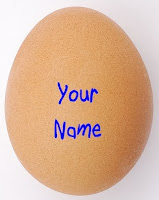 egg with name