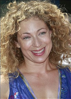 Alex Kingston of Marchlands