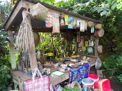 Stall at Eden