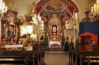 oltarz kosciola sw. Jadwigi w Lesnicy