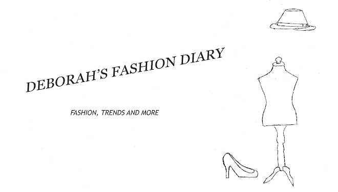 Deborahs fashion diary