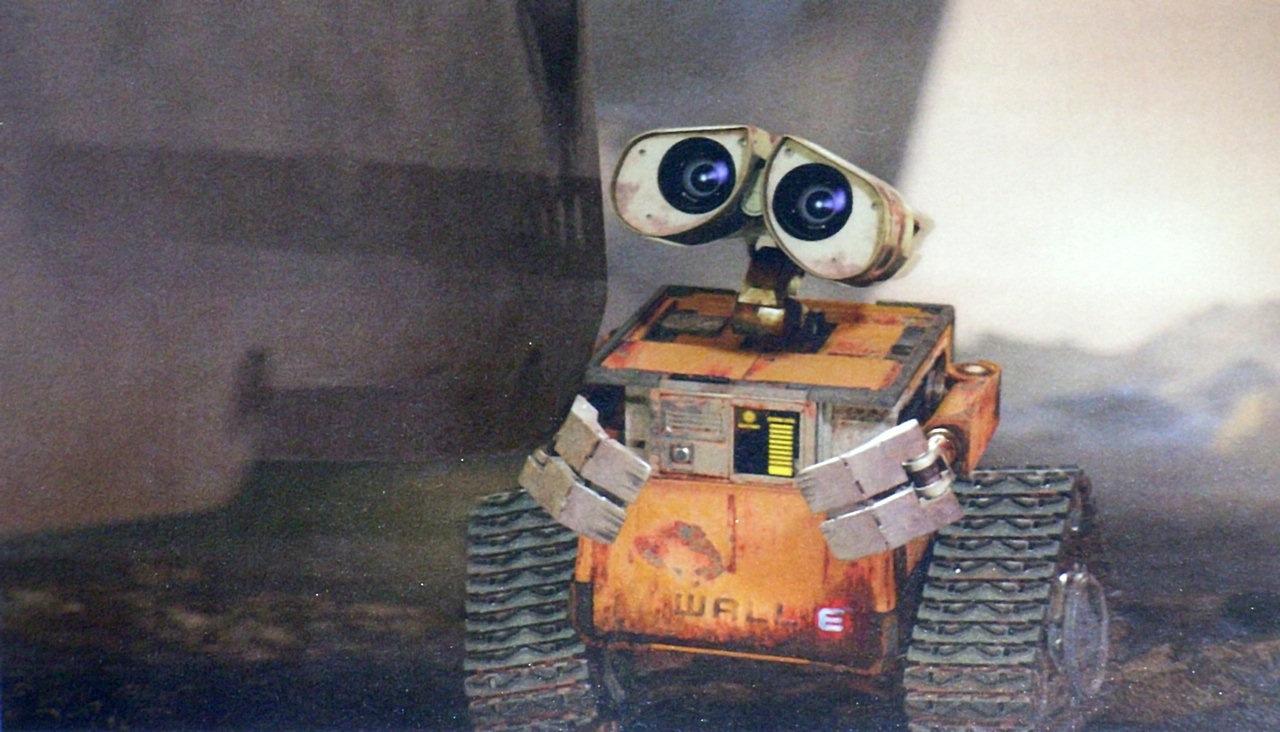 Mi peque o mundo wall e rese a y recomendacion - Robot que limpia el piso ...