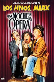 Ver Película Hermanos Marx: Una Noche En La Ópera Online Gratis (1935)