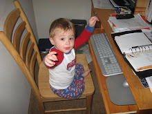 Ready for Work... Boy, do they start young!