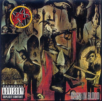 Slayer 25 años de Reign in Blood