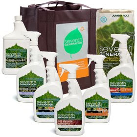 eco-friendly cleaning stuff