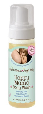 earth mama body wash