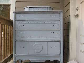 distressed dresser diy entire dresser