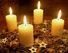 Ich wünsche eine gesegnete Adventszeit