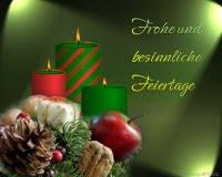 Frohe gesegnete Weihnachtstage wünscht Euch Eure Sr. Anita