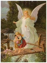 Wenn Engel dich geleiten ...