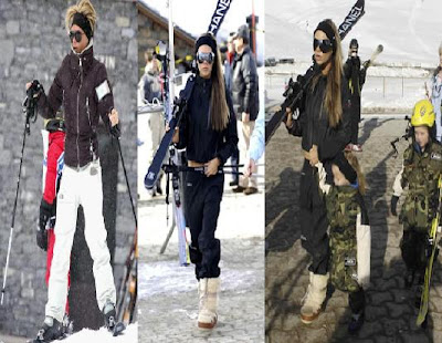 Fashion Pictures on Womens Ski Clothing