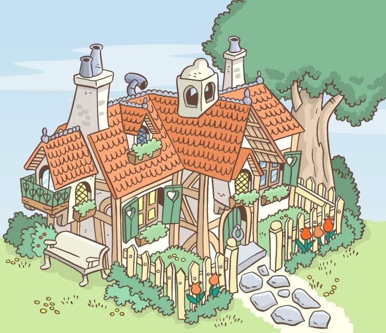 Recommended sites - My little house - Jesus Without Language