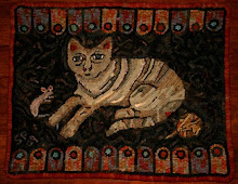 Ugly Cat Rug 2009