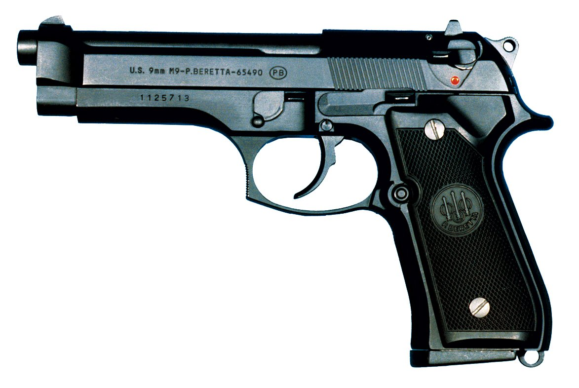 American Military Handguns