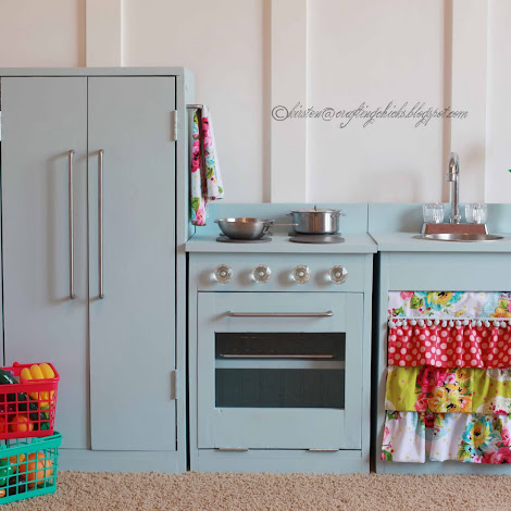 Play Kitchen Diy Plans