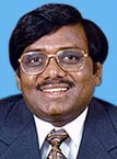 Dr G Vivekananda, MP, Peddapalli, Andhra Pradesh & Managing Director, Visaka Industries