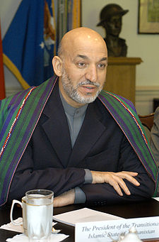 Hamid Karzai, President, Afghanistan