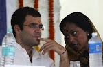 Rahul Gandhi, MP & Amita Singh MLA from Amethi, UP