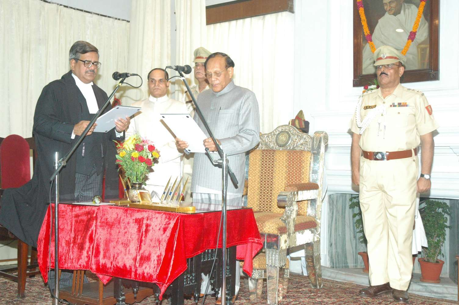 Devanand Konwar, Governor, Bihar