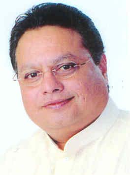 Vijay Jawaharlal Darda, MP, Maharashtra