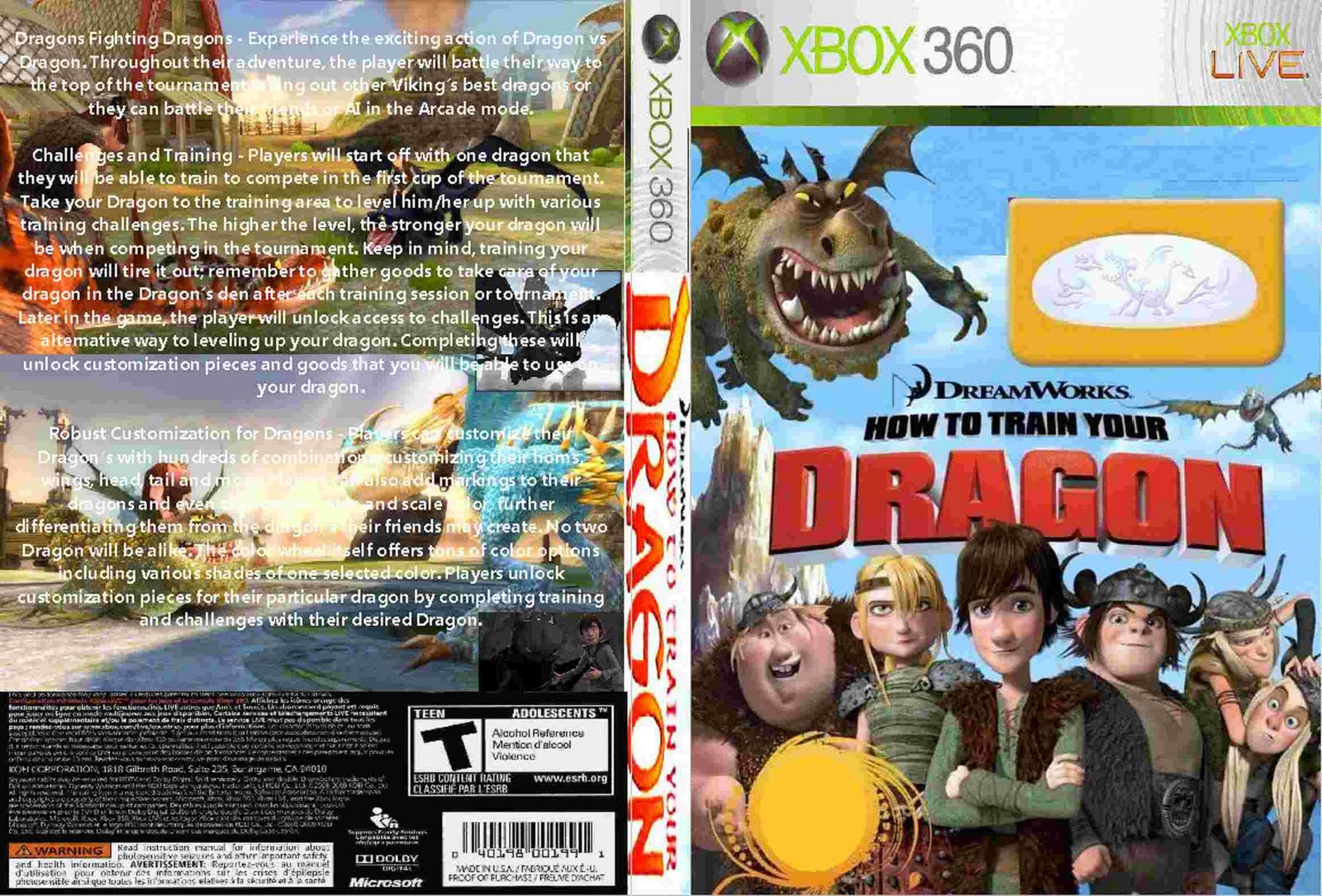 Torrents how to train your dragon xbox 360 how to train your dragon xbox 360 ccuart Choice Image