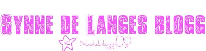 """"""" Synne sin blogg """""""
