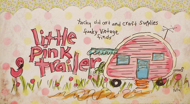Little Pink Trailer