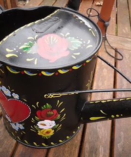 Canal Art Watering Can