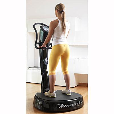 Son efectivas las plataformas vibratorias se puede - Material de gimnasio para casa ...