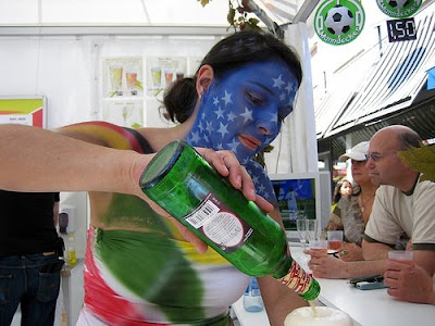Body Painting World Cup: soccer bodypaint World Cup 2010 | Body Paint ...